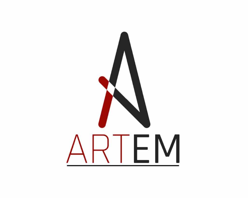 Logo agencji artystycznej