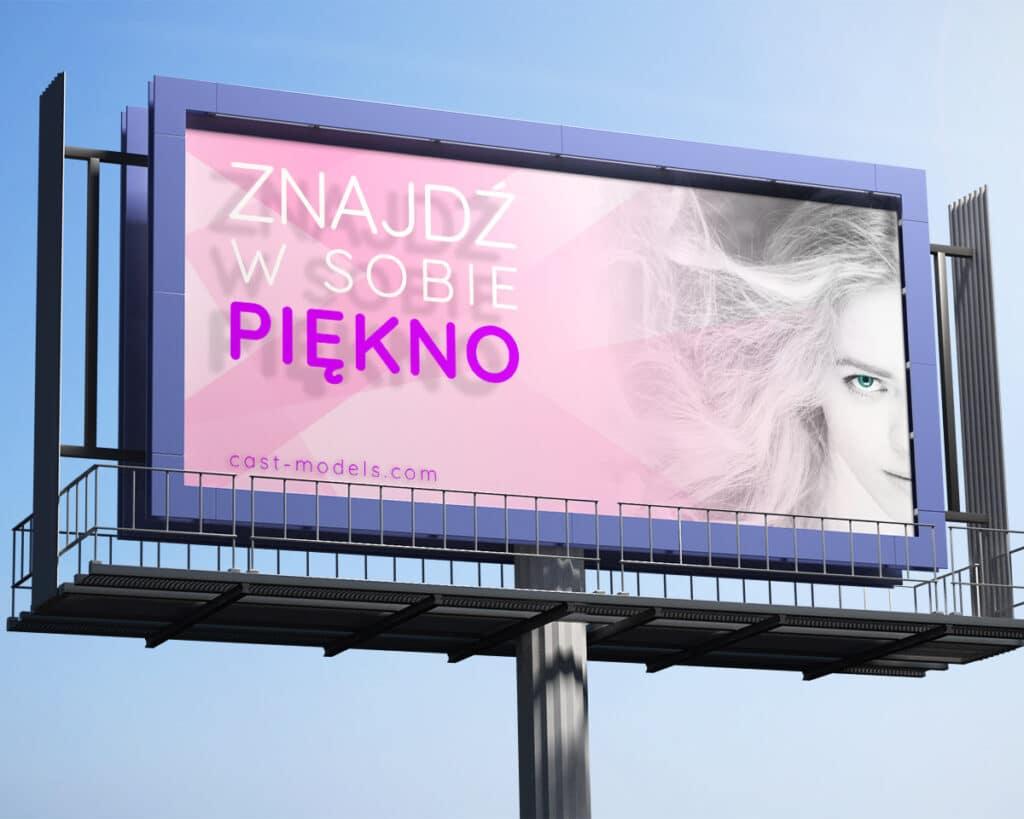 y billboard reklamowy