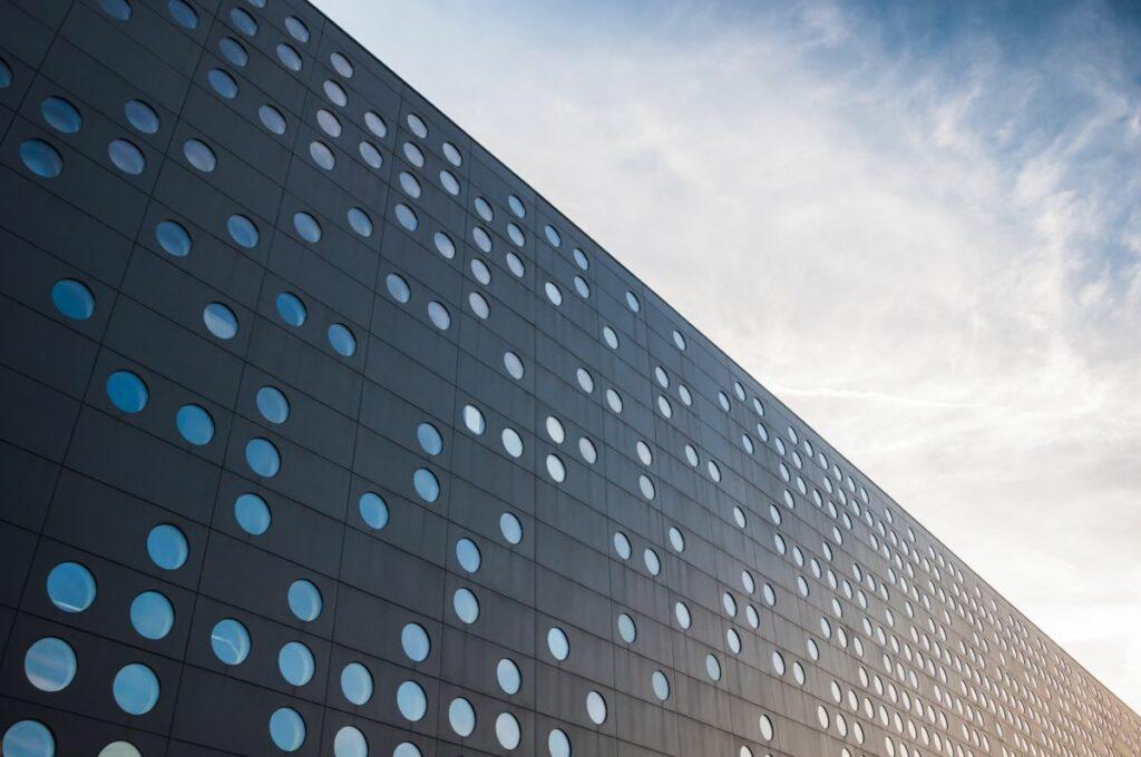Budynek C13 politechniki wrocławskiej