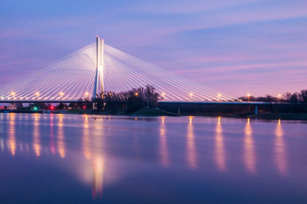 Fotografia Architektury Wrocław Most Rędziński