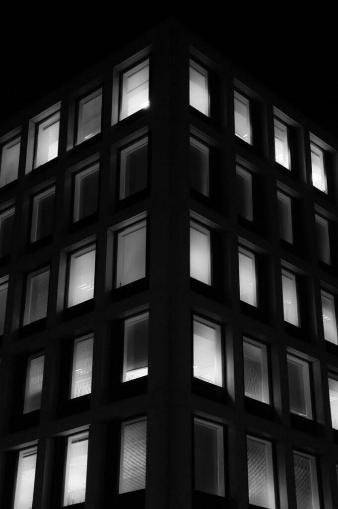 Fotografia Architektury Wrocław Fasada Budynku Biurowego