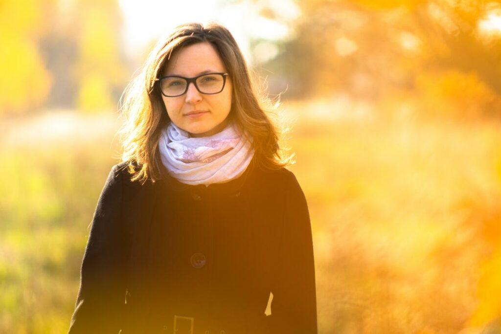 Fotografia Portretowa Wrocław Jesienna Sesja Zdjęciowa