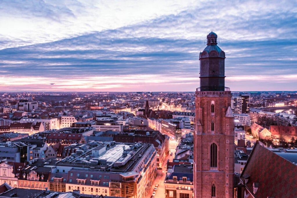 Zdjecia Z Drona Wroclaw Rynek
